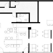 Floor Plan- Construction Drawing