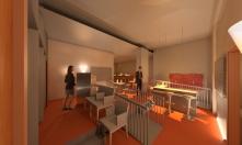 Restaurant Rendered View 4