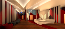 Phase 3: Lobby render 1