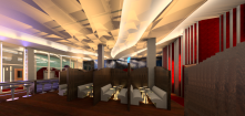 Phase 3: Restaurant render 3
