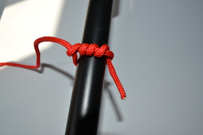 12- Timber Hitch