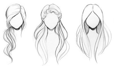 00- Hair Parting Directions